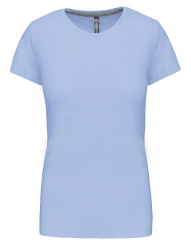 K380 - Women's short-sleeved round...