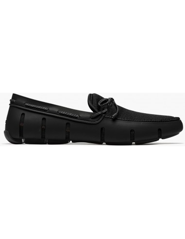MOCASSIN BRAIDED LACE LOAFER MEN
