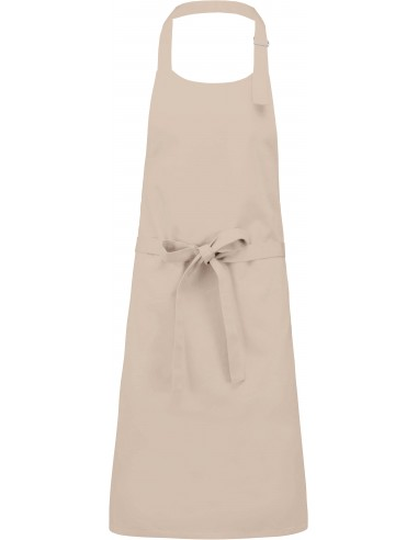 K895 - Cotton Apron without pocket